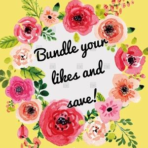 Special discounts on bundles!